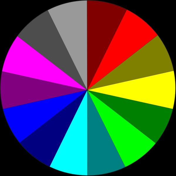 Pie Chart PNG Clip art