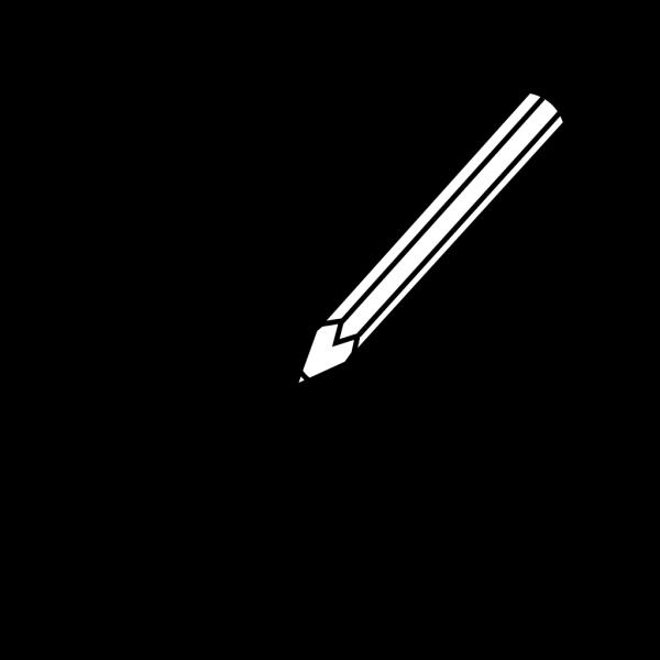 Pencil Outline Color PNG Clip art