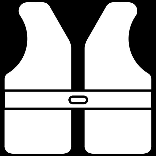 Life Vest Outline PNG images