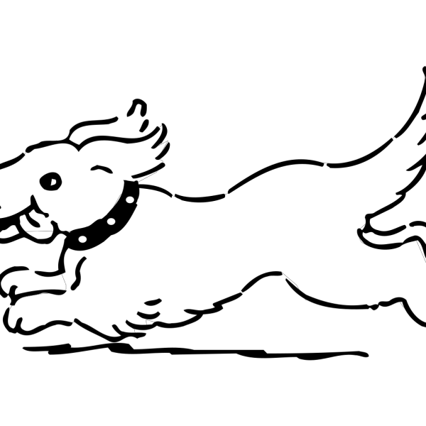 Dog For Coloring PNG Clip art