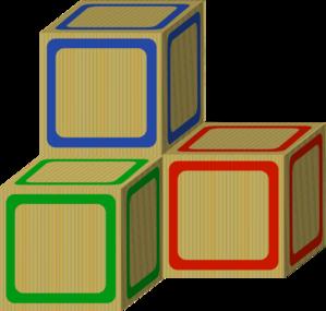 Tri Baby 2 Plain Blocks PNG Clip art