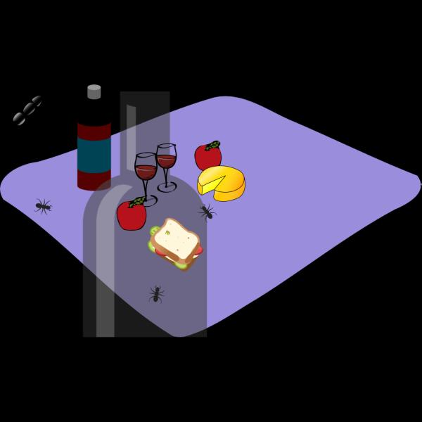 Picnic 2 PNG Clip art