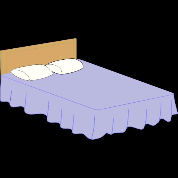 Bed 2 PNG Clip art
