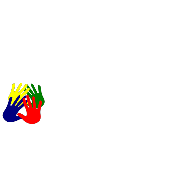 Hands - Various Colors Logo 2 PNG clipart