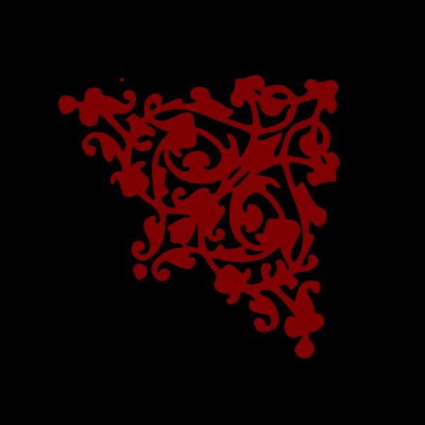 Red Border PNG Clip art