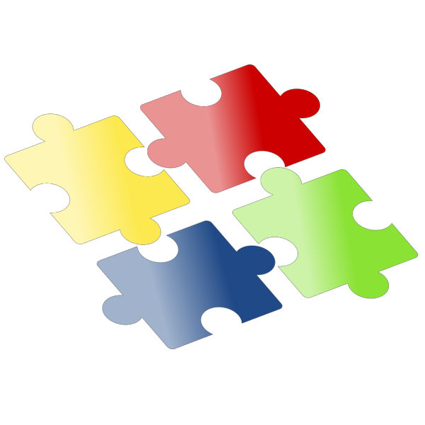 Puzzle No Background PNG Clip art