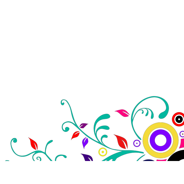 Flowers Colors Fall PNG Clip art