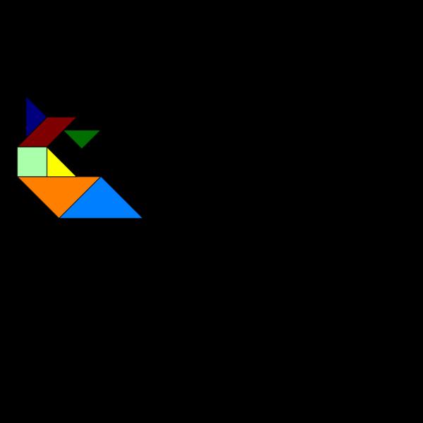 Origami Puzzle PNG Clip art