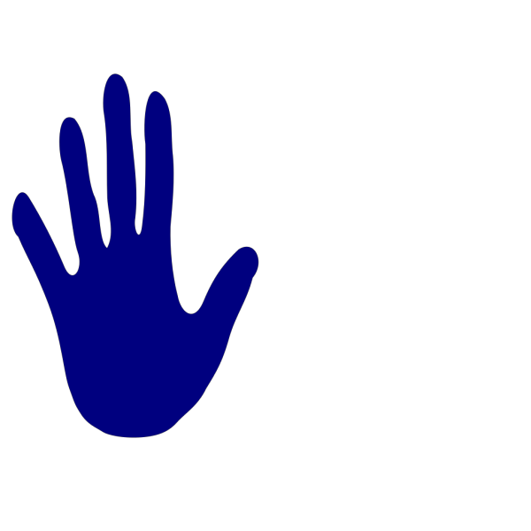 Hands - Various Colors PNG Clip art