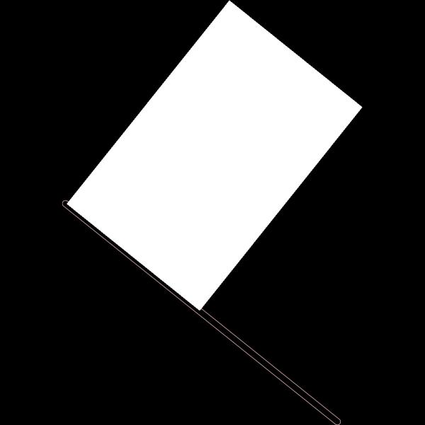 White Flag PNG Clip art