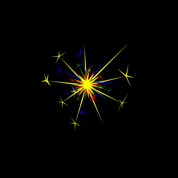 S Sparkle 2 PNG Clip art
