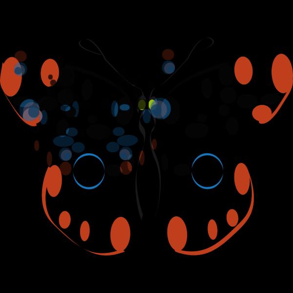 Pretty Butterfly PNG Clip art