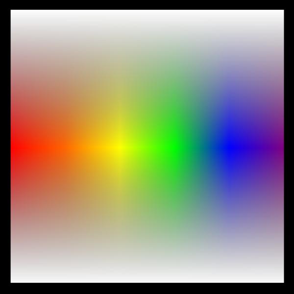 Color Spectrum PNG Clip art