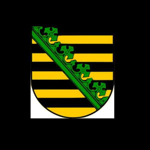 Saxony Coat Of Arms PNG Clip art