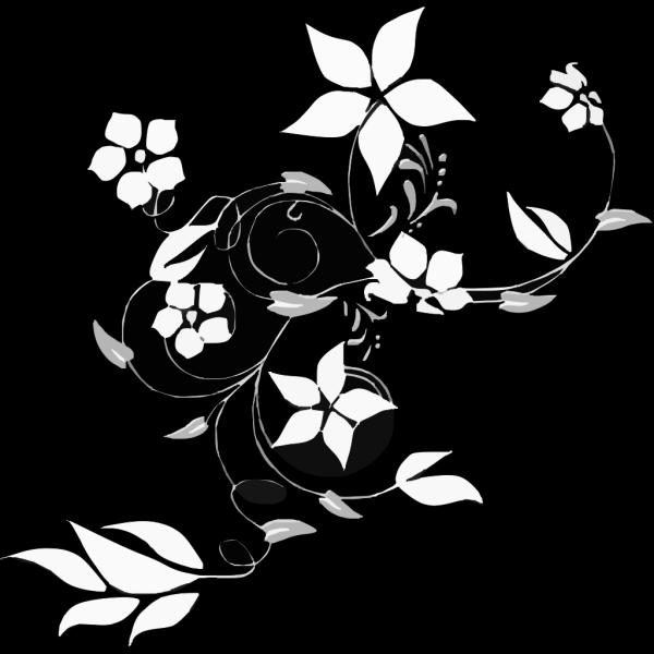 Flower Vine 2 PNG Clip art