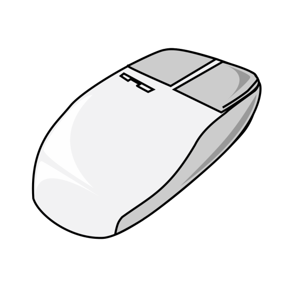 White Mouse PNG Clip art