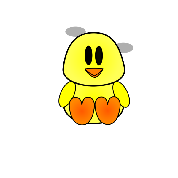 Baby Chicks PNG Clip art