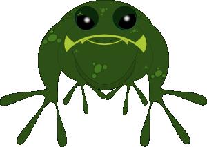 Frog 3 PNG Clip art