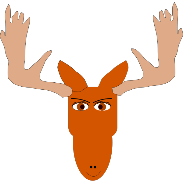 Mad Moose PNG images