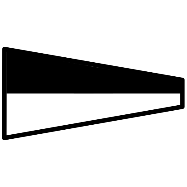 International Maritime Signal Flag 6 PNG Clip art