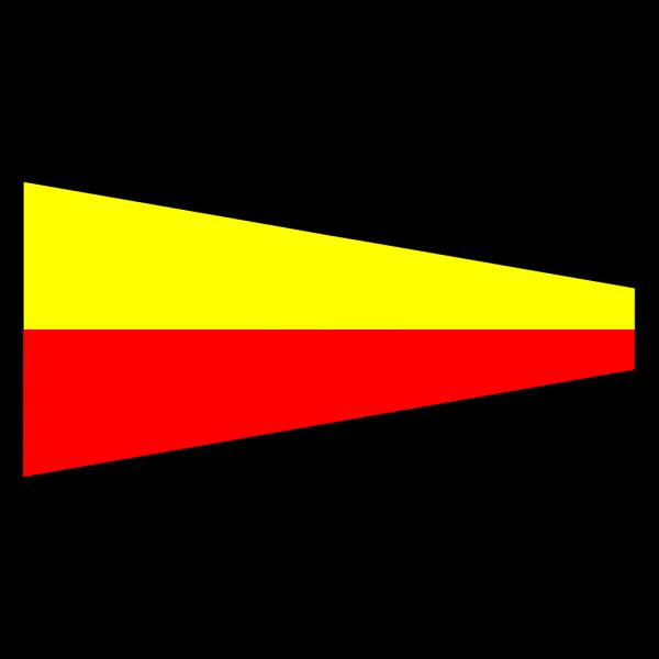 International Maritime Signal Flag 7 PNG Clip art