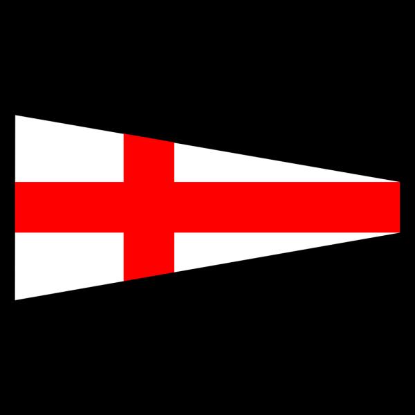 International Maritime Signal Flag 8 PNG Clip art
