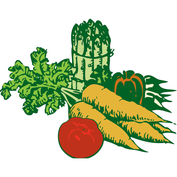 Vegetables PNG Clip art
