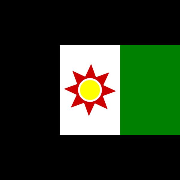Iraqi Flag 1959-1963 PNG Clip art