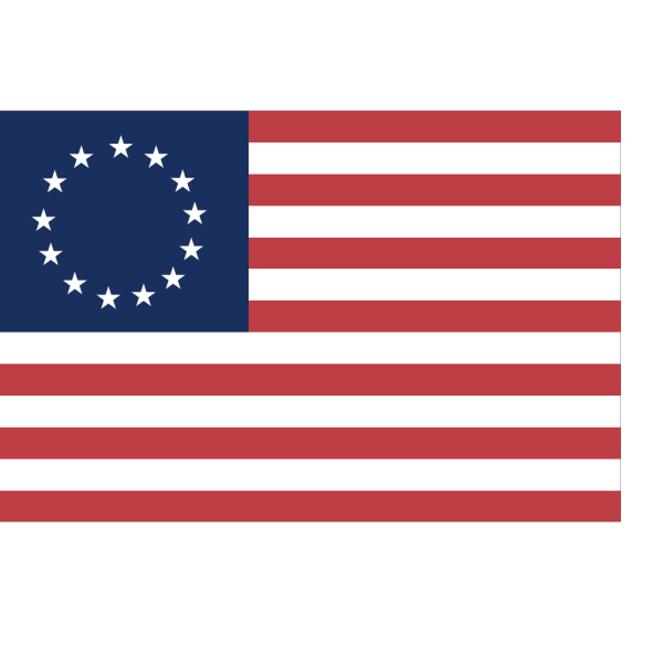 Historic -usa Betsy Ross PNG clipart