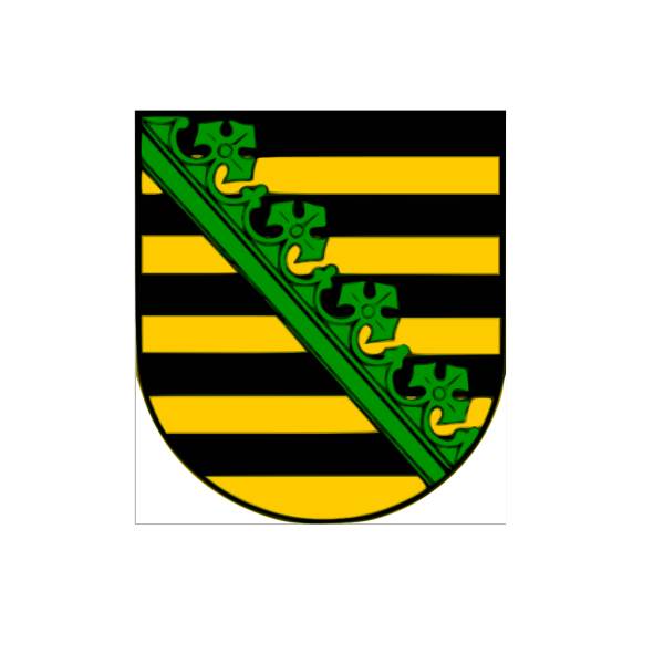 Saxony Coat Of Arms PNG Clip art