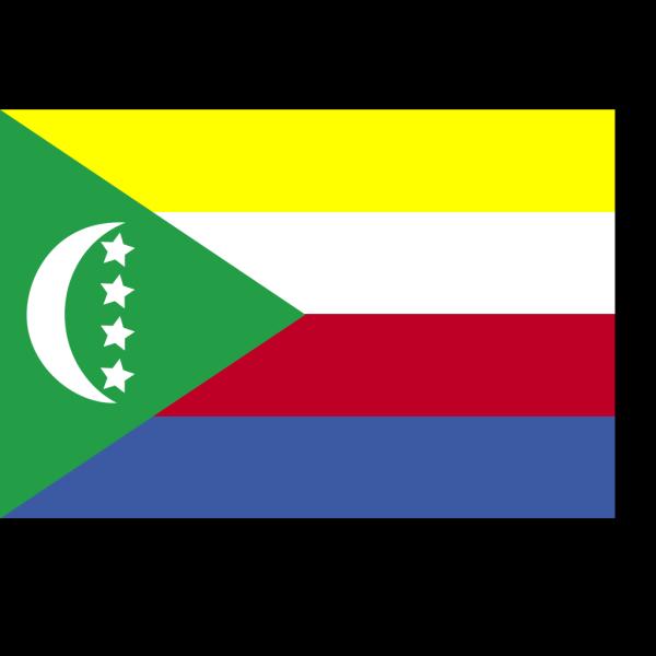Comoros PNG Clip art