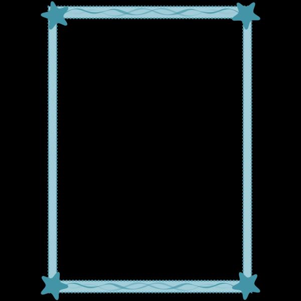 Sea Frame PNG Clip art