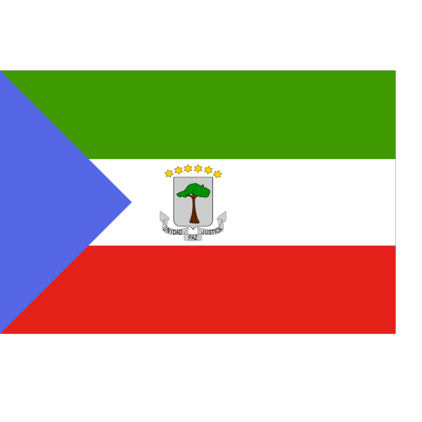 Equatorial Guinea PNG Clip art