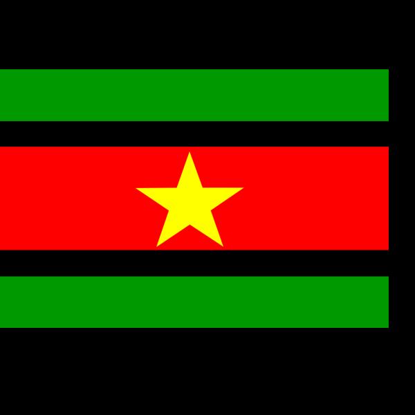 Suriname PNG Clip art