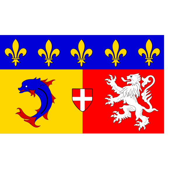 France - Rhone Alpes PNG Clip art