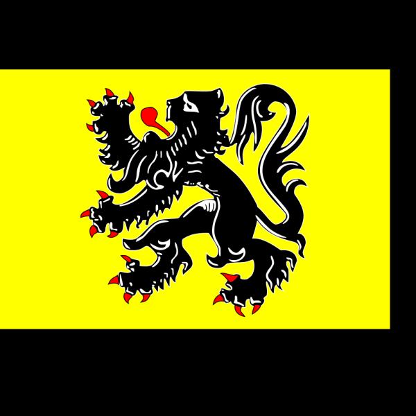 Belgium - Flanders PNG Clip art