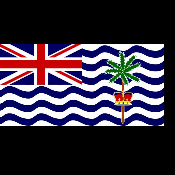 United Kingdom - British Indian Ocean Territory PNG Clip art
