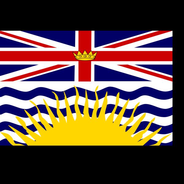 Canada - British Columbia PNG Clip art