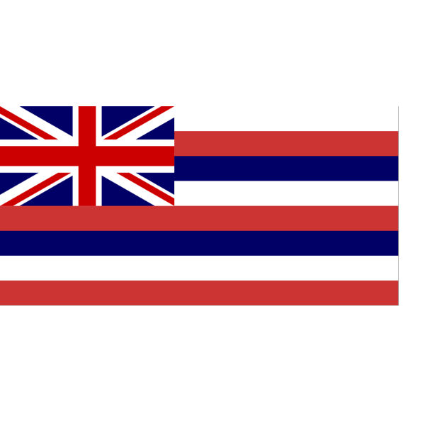 United States - Hawaii PNG Clip art
