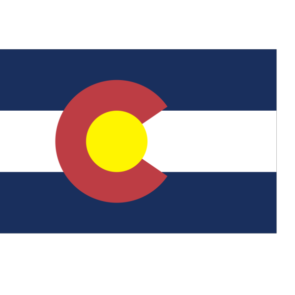 United States - Colorado PNG Clip art