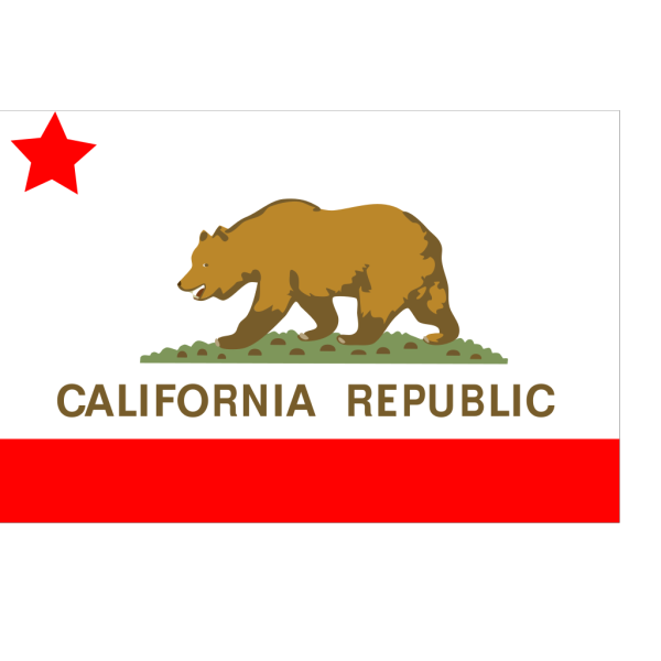 United States - California PNG Clip art
