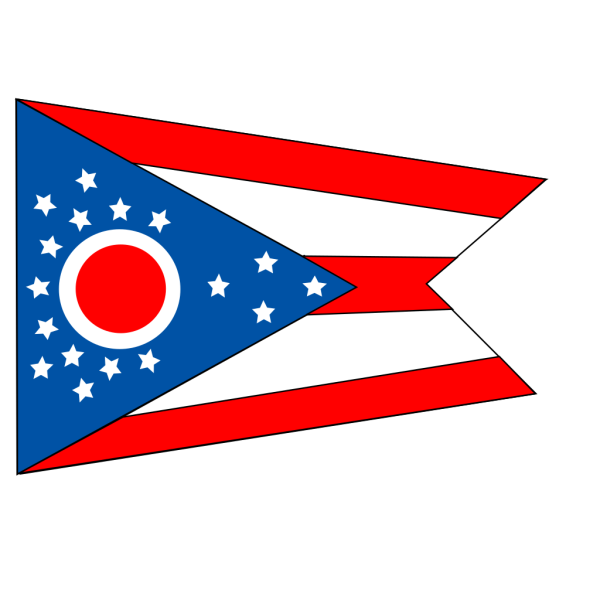 United States - Ohio PNG Clip art