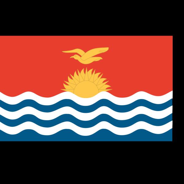 Kiribati PNG Clip art