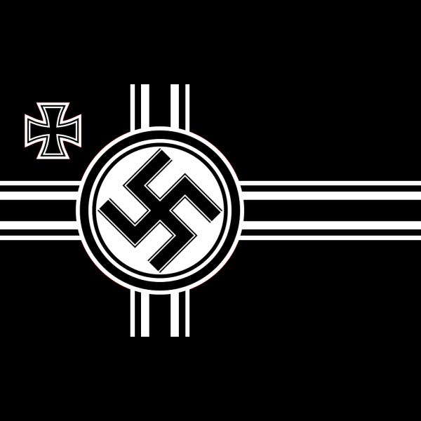 Anti Nazi Symbol PNG Clip art