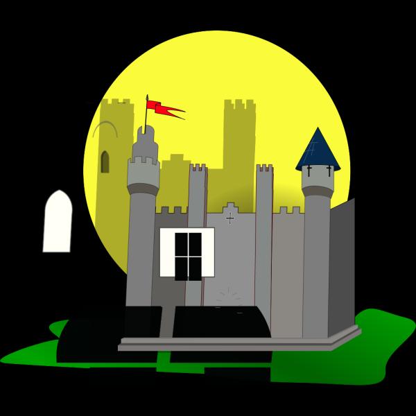 Castle 2 PNG Clip art