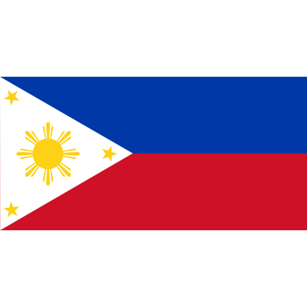Philippines Flag PNG Clip art