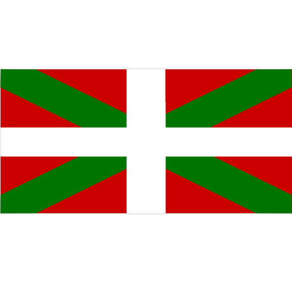 Flag Of Basque Spain PNG images