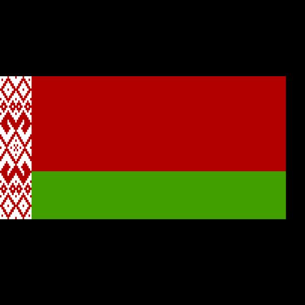 Belarus Flag PNG Clip art