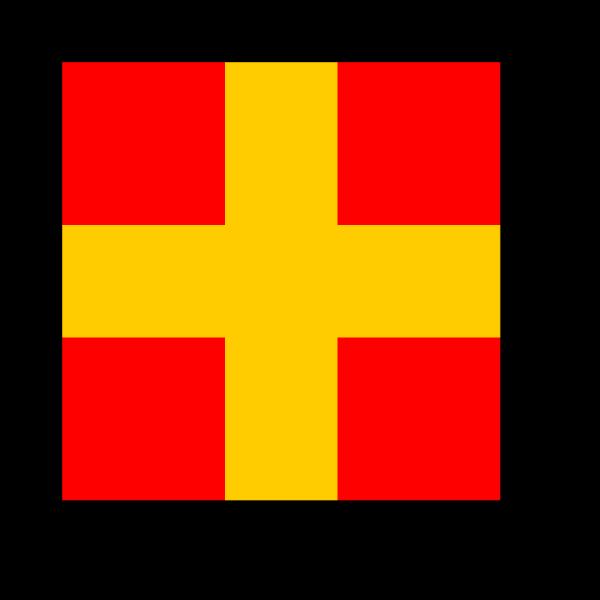 Signal Flag Romeo PNG Clip art
