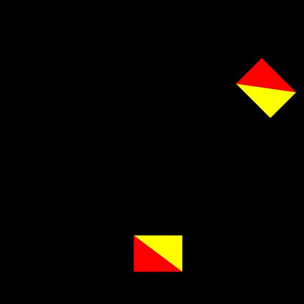 Semaphore Echo PNG Clip art